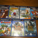 ASSORTED GAMES PS2 BUNDLE 7 GAMES SSX STAR - Avis StarWars