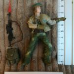 StarWars collection : figurine STAR WARS 375 : REBEL SOLDIER II (endor) - 2002