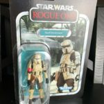 Figurine StarWars : Star Wars Vintage Collection SCARIF STORMTROOPER neuf KENNER