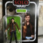 Figurine StarWars : Star wars Solo Story vintage collection VC 124 Han Solo