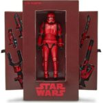 StarWars collection : Star Wars - Black Series - 6 inch - Sith Trooper (Ep IX) SDCC Collector - Hasbro