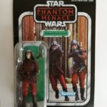 Figurine StarWars : Star Wars figurine Kenner Naboo Royal Guard The Phantom Menace neuf