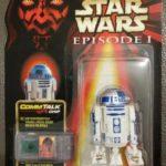 Figurine StarWars : Star Wars Episode 1 Figurine Hasbro R2D2
