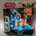 StarWars figurine : STAR WARS kit de base bracelet force link+figurine neuf stars wars disney lucas