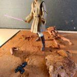 StarWars collection : star wars diorama Figurine Black Series 6 Inch