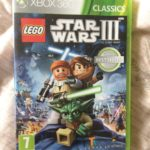 LEGO STAR WARS III 3 THE CLONE WARS - XBOX - Avis StarWars