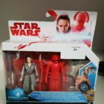 Figurine StarWars : STAR WARS figurine REY & ÉLITE PRAETORIAN GUARD star wars lucas film Disney