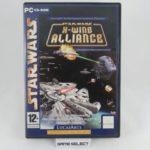 STAR WARS X-WING ALLIANCE PC COMPUTER CD-ROM - jeu StarWars