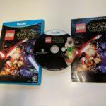 * NINTENDO Wii U Game * LEGO STAR WARS THE - jeu StarWars