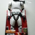 StarWars collection : Stormtrooper avec Tampon Rouge Star Wars Figurine Cinéma 45cm