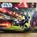 StarWars figurine : STAR WARS - Episode VII -  ELITE SPEEDER BIKE - HASBRO 2015 - NEUF