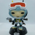 Figurine StarWars : Figurine Rio Durant de Star Wars n°244 par Funko, en vinyle