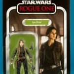 StarWars collection : STAR WARS JYN ERSO TVC119  #VC119 VINTAGE COLLECTION 2018 blister NEUF