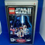 Jeu  vidéo playstation - PSP lego star  Wars  - jeu StarWars