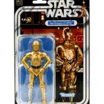 StarWars collection : Star Wars The Black Séries 40th Anniversaire - See-Threepio C-3PO Action