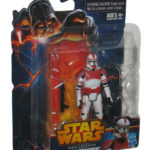 Figurine StarWars : Star Wars Saga Legends Shock Trooper Hasbro Figurine SL08