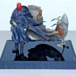 StarWars collection : Figurine STAR WARS - DARTH MAUL WITH BLOODFIN STATUE GENTLE GIANT LTD certificat