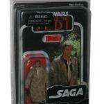 Figurine StarWars : Star Wars Retour Du Jedi Vintage Endor Han Solo Action Figurine