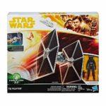 StarWars collection : STAR WARS - Tie Fighter avec Figurine pilote