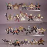 Figurine StarWars : Playskool Star Wars Galactic Heroes figurines 21 figures toy collection