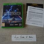 Star Wars Battlefront II 2 sur XBOX ONE FR - Bonne affaire StarWars