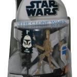 StarWars figurine : Star Wars Clone Wars Animé Bataille Droid Figurine N0. 7 - (Premier Jour de de )