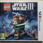 Nintendo 3DS - Lego Star Wars III The Clone - Bonne affaire StarWars