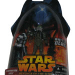 StarWars collection : Star Wars Retour de Sith Commandant Gree Bataille Gear Hasbro Action Figurine