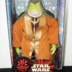 StarWars collection : Tomy Star Wars Épisode 1 Boss Nass 30.5cm Figurine de Japon F/S