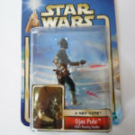 StarWars collection : STAR WARS DJAS PUHR ALIEN BOUNTY HUNTER A NEW HOPE HASBRO 2002 FIGURE FIGURINE