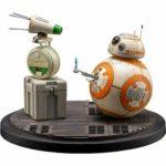 StarWars figurine : Star Wars - Episode Ix - D-O & BB-8 2-Pack Artfx+ 1/7 PVC Figurine Kotobukiya