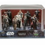 StarWars collection : Star Wars Rogue One: A Star Wars Story 10 Piece Deluxe Figurine Set Disney Store
