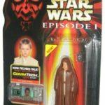 Figurine StarWars : Star Wars Épisode I la Menace Fantôme Anakin Skywalker Naboo Figurine W/Commtec