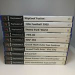 Ps2 GAMES BUNDLE 18 GAMES GTA, STAR WARS - Bonne affaire StarWars