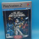 STAR WARS 2 BATTLEFRONT SONY PS2 GAMECOMPLETE - Bonne affaire StarWars