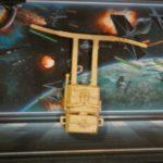 StarWars figurine : Figurine Vintage STAR WARS HOTH REBEL SOLDIER SAC A DOS BAGPACK 1981 RARE