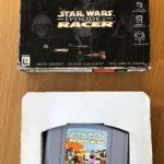 Star Wars Episode I Racer CB - N64 Nintendo - pas cher StarWars