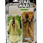 Figurine StarWars : Star Wars The Black Séries 40th Anniversaire - Sable Gens (Tusken Raider) Figure