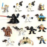 Figurine StarWars : CHOOSE: 2006 Star Wars Galactic Heroes Figurines * Combine Shipping!