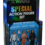 StarWars collection : Star Wars Spécial Vintage Luke Skywalker 9.5cm Figurine Set - ( Sdcc 2019 Excl