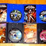 PS2 STAR WARS 8 GAME BUNDLE COLLECTION ALL - Avis StarWars