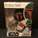 Figurine StarWars : Boba Fett - Star Wars - Mighty Muggs - Hasbro - Vinyl - 2007 - New
