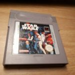 GAMEBOY CARTRIDGE   STAR WARS  (UK GAME) - pas cher StarWars