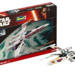 StarWars figurine : Star Wars 7 VII Figurine X-Wing Fighter X Wing Model Kit 1/112 Fusée 10 cm #1
