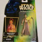 StarWars figurine : Kenner Star Wars The Power of the Force: Princess Leia Organa as Jabbas Prisone…