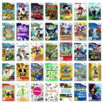 Nintendo Wii Spiele-Wahl (nur CD / DVD ) - Avis StarWars
