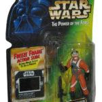 Figurine StarWars : Star Wars Pouvoir de la Force Mr Freeze Cadre Biggs Darklighter Kenner Figure