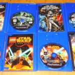 PS2 STAR WARS 5 GAME BUNDLE COLLECTION ALL - Avis StarWars