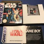 Star Wars Original Game - Nintendo Game Boy - - pas cher StarWars