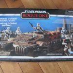 StarWars figurine : Star Wars Coquin un Impérial Combat Assault Tank Collection Vintage Séries